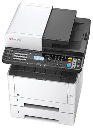 CLICK TO ENLARGE ECOSYS M2540dw MFP/copier
