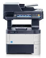 CLICK TO ENLARGE M3540idn copier