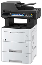 CLICK TO ENLARGE ECOSYS M3645idn MFP/copier